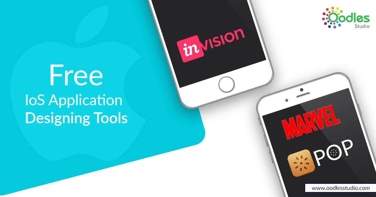 iOS Application Designing Tools