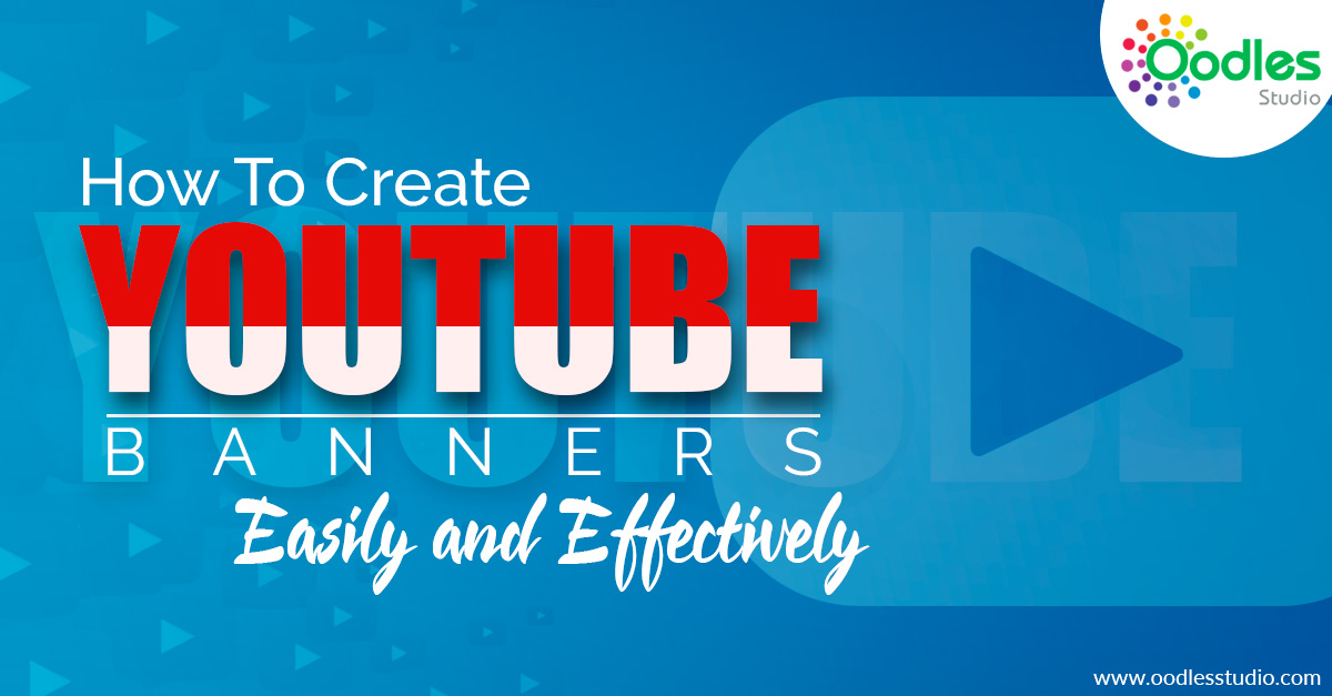 create youtube banners using these extremely simple tips