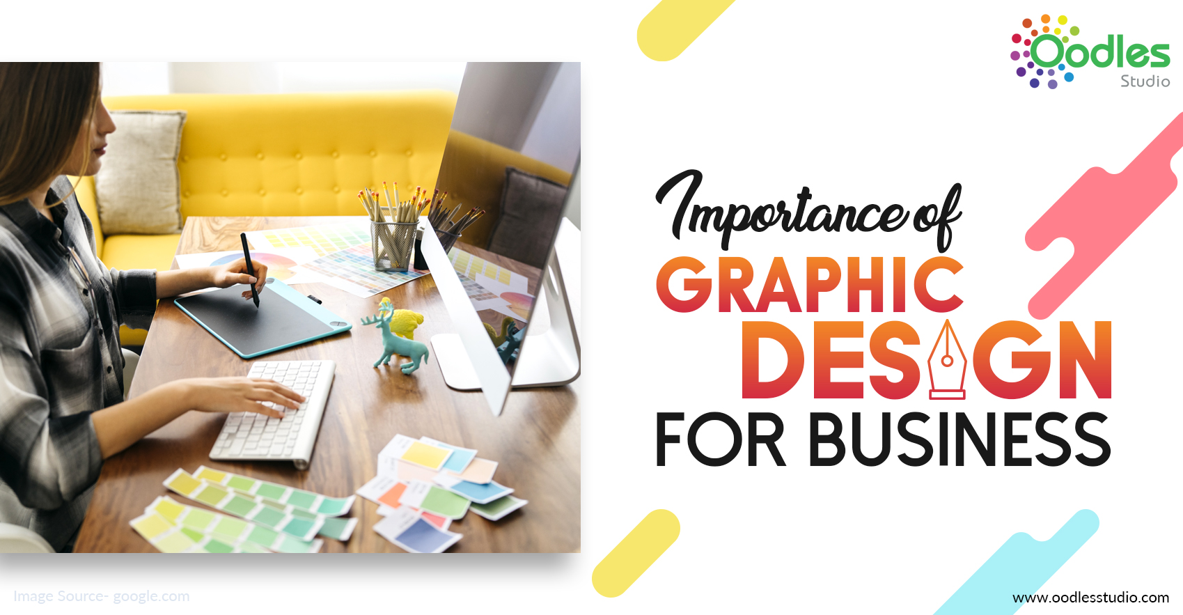 The Importance of Graphic Designing