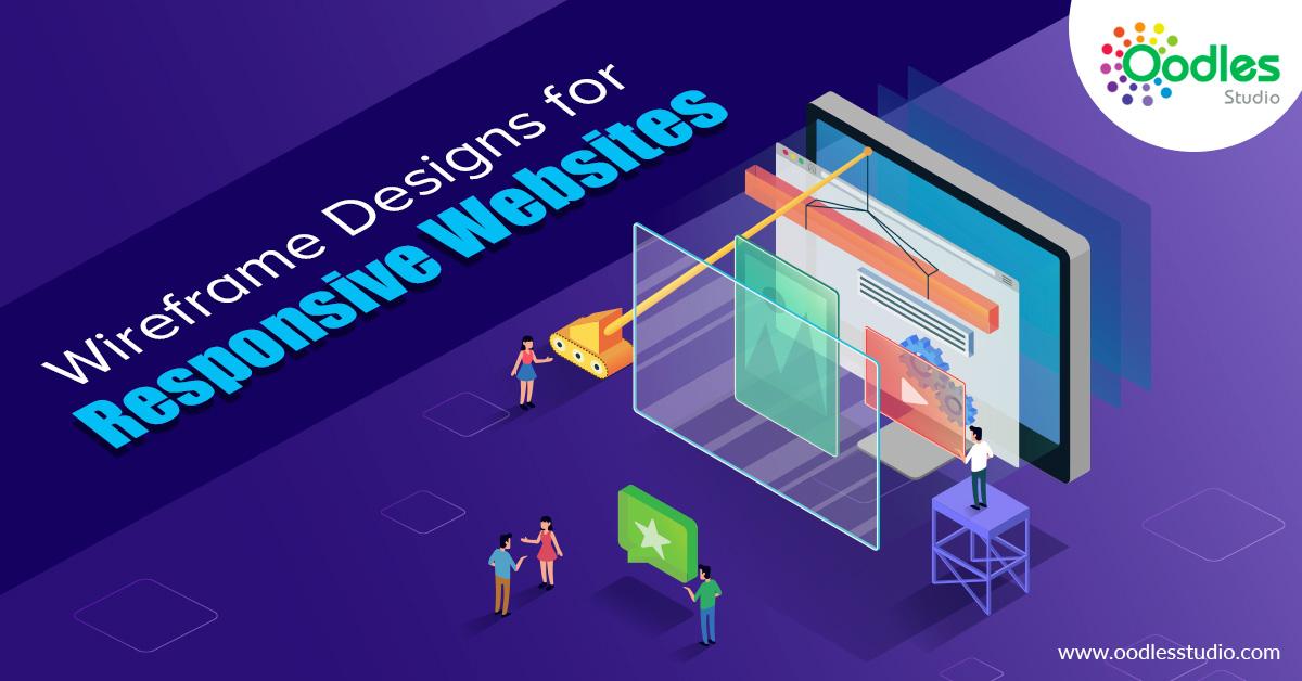 Wireframe Designs For Responsive Websites